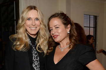 Alana Stewart Jade Jagger Celebrates the Launch of Her New Fine Jewelry Collection In Los Angeles