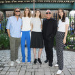 Alana Zimmer Michael Kors And The New York Restoration Project Celebrate The Opening Of The Essex Street Community Garden