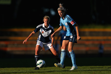Alanna Kennedy W-League Rd 4 - Sydney v Melbourne