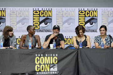 Alanna Masterson Comic-Con International 2017 - AMC's 'The Walking Dead' Panel