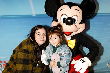 Alanna Masterson Disney on Ice Presents Follow Your Heart Celebrity Guests