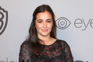 Alanna Masterson The 2018 InStyle and Warner Bros. 75th Annual Golden Globe Awards Post-Party - Red Carpet