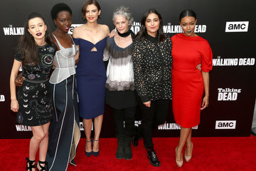 "Alanna Masterson AMC presents ""Talking Dead Live"" for the premiere of ""The Walking Dead"""