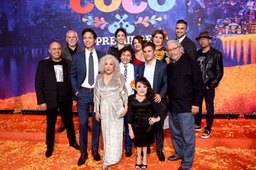 Alanna Ubach Premiere Of Disney Pixar's 'Coco' - Red Carpet