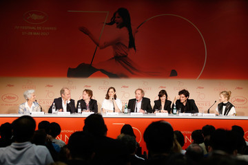 Alba Rohrwacher 'Ismael's Ghosts (Les Fantomes d'Ismael)' Press Conference - The 70th Annual Cannes Film Festival