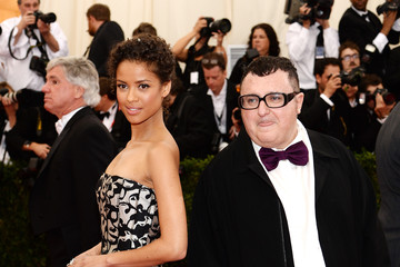 Alber Elbaz Red Carpet Arrivals at the Met Gala — Part 3