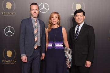 Albert Cheng The 76th Annual Peabody Awards Ceremony - Red Carpet