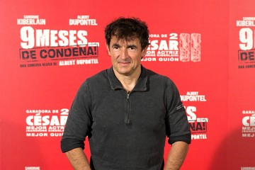 Albert Dupontel '9 Mois Ferme' Photo Call in Madrid