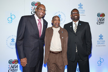 Albert King Autism Speaks Tip-off For A Cure 2015
