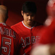 Albert Pujols Los Angeles Angels Of Anaheim vs. Arizona Diamondbacks