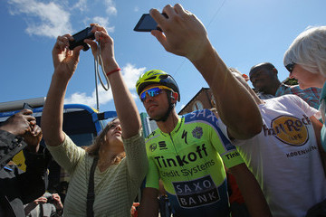 Alberto Contador Le Tour de France 2014 - Stage One