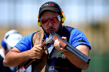 Alberto Fernandez Shooting Day 4: Baku 2015 - 1st European Games