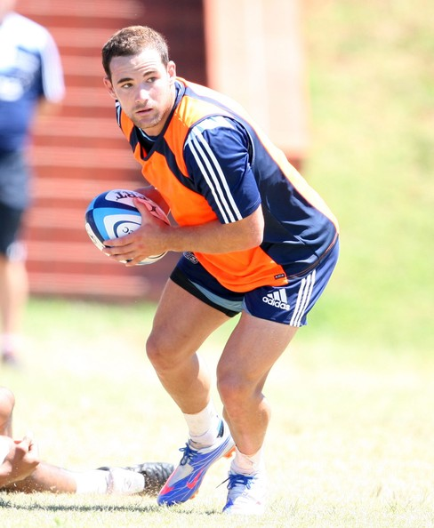 Crusaders Super Rugby Training Session: Alby Mathewson Photos Photos