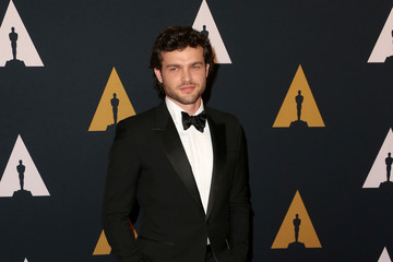 Alden Ehrenreich Academy of Motion Picture Arts and Sciences' 8th Annual Governors Awards - Arrivals