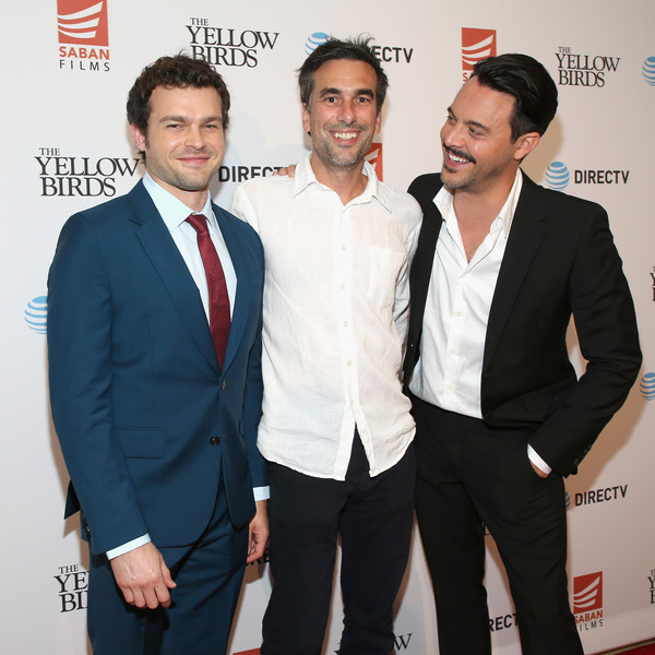 Saban Films and DIRECTV Present 'The Yellow Birds' Premiere