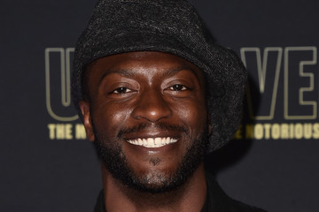 Aldis Hodge Premiere Of USA Network's 'Unsolved: The Murders Of Tupac And The Notorious B.I.G.' - Arrivals