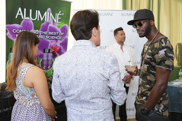 Aldis Hodge GBK Pre-EMMYS Gift Lounge - Day 2