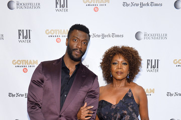 Aldis Hodge FIJI Water At The 2019 IFP Gotham Awards