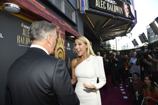 Comedy Central Roast Of Alec Baldwin - Red Carpet