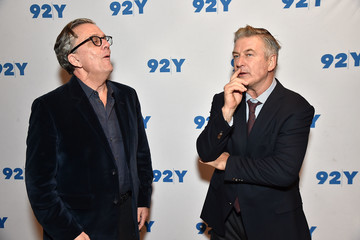 Alec Baldwin Alex Baldwin and Kurt Andersen in Conversation With Brian Lehrer: 'You Can't Spell America Without Me'