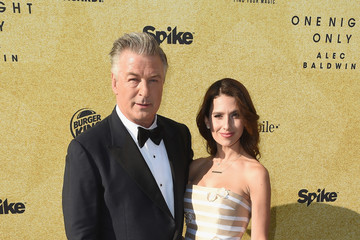 Alec Baldwin Spike's 'One Night Only: Alec Baldwin' - Arrivals