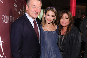 Alec Baldwin Hilaria Baldwin Accessories Council Hosts The 23rd Annual ACE Awards - Inside