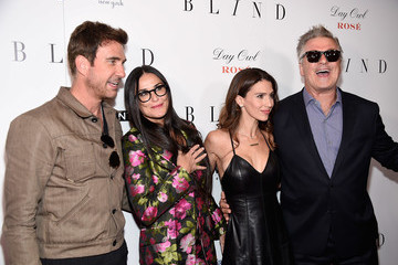 Alec Baldwin 'Blind' New York Premiere