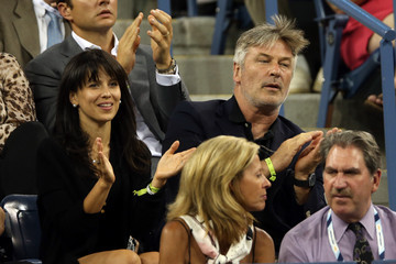Alec Baldwin US Open: Day 9