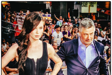 Alec Baldwin 'Mission Impossible - Rogue Nation' New York Premiere - InstaView