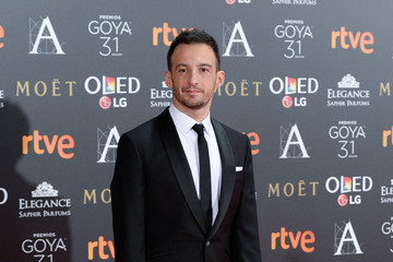 Alejandro Amenabar Goya Cinema Awards 2017 - Red Carpet