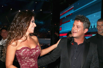 Alejandro Sanz 16th Latin GRAMMY Awards - Backstage and Audience