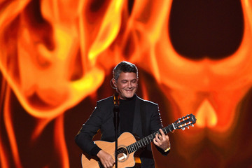 Alejandro Sanz The 20th Annual Latin GRAMMY Awards – Person Of The Year Gala – Show
