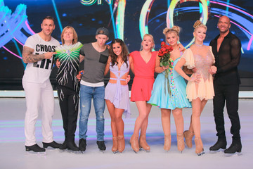 Aleksandra Bechtel 'Dancing On Ice' First Show In Cologne