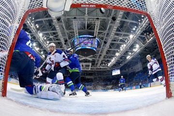 Ales Kranjc Ice Hockey - Winter Olympics Day 9