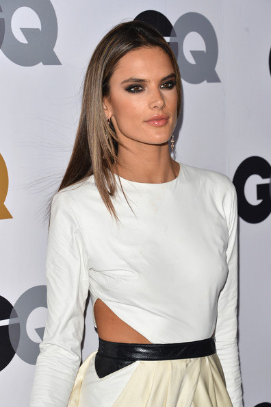 Alessandra Ambrosio - GQ Men Of The Year Party - Arrivals