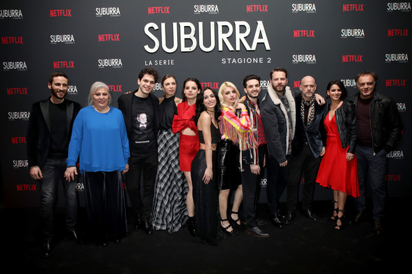 Netflix 'Suburra' The Series - Season 2 After Party
