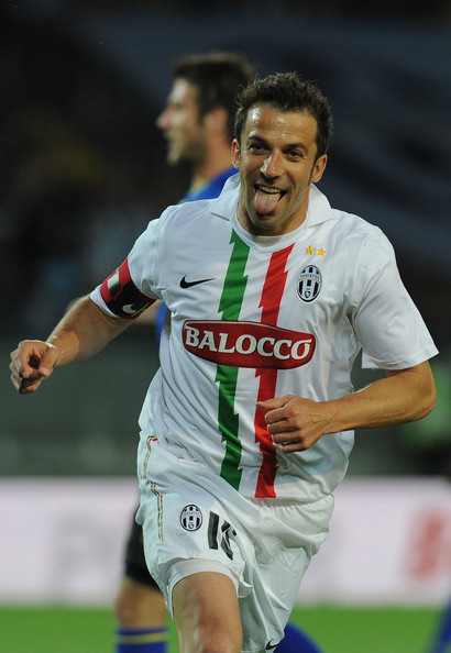 Image result for alessandro del piero