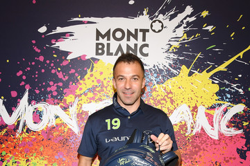 Alessandro Del Piero Montblanc Partners For Laureus Awards 2019 - Day Two : Photocall