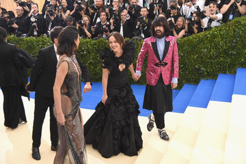 "Alessandro Michele ""Rei Kawakubo/Comme des Garcons: Art of the In-Between"" Costume Institute Gala - Arrivals"