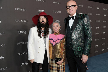 Alessandro Michele 2019 LACMA Art And Film Gala Honoring Betye Saar And Alfonso Cuarón - Red Carpet