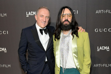 Alessandro Michele 2018 LACMA Art + Film Gala Honoring Catherine Opie And Guillermo Del Toro Presented By Gucci - Red Carpet