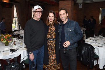 Alessandro Nivola Jury Welcome Lunch - 2017 Tribeca Film Festival