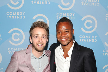 Alex Anfanger Comedy Central Creative Arts Emmy Party