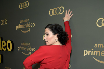 Alex Borstein Amazon Prime Video's Golden Globe Awards After Party - Red Carpet