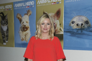 Alex Fletcher Daily Mirror & RSPCA Animal Hero Awards - Arrivals