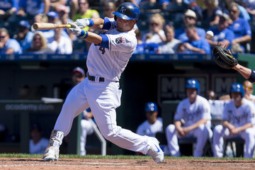 Alex Gordon Minnesota Twins v Kansas City Royals - Game One