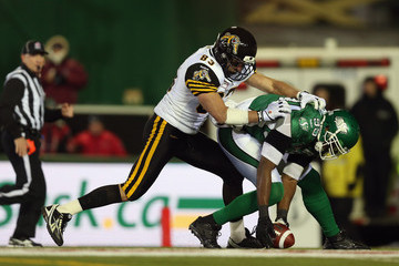 Alex Hall 101st Grey Cup Championship Game