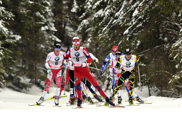 FIS Tour De Ski - Men's Pursuit