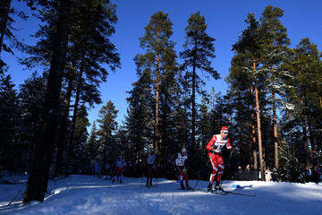 Alex Harvey Men's and Women's Cross Country Skiathlon - FIS Nordic World Ski Championships