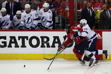 Alex Killorn Tampa Bay Lightning Vs. Washington Capitals - Game Six